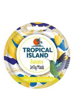 Tropical Island Jelly Mask maseczka żelowa do twarzy Banana