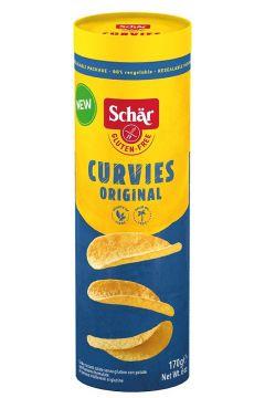 Chipsy ziemniaczane naturalne bezglutenowe