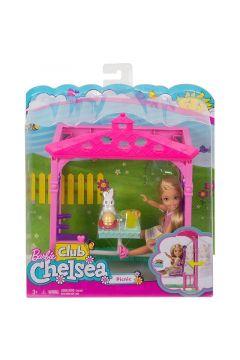 Barbie Chelsea Lalka + altanka