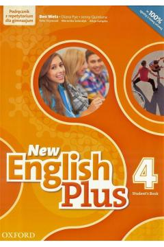 English Plus New 4 SB z repetytorium OXFORD