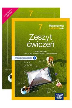 Pakiet Matematyka z kluczem 7. Szkoła podstawowa: Podręcznik, Zeszyt ćwiczeń