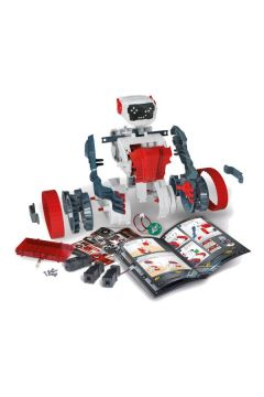 Ewolution Robot. Zabawka naukowa. Clementoni