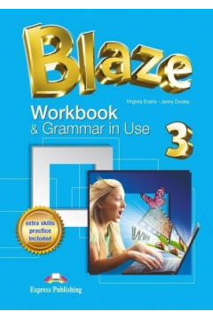 Blaze 3. Student's Workbook & Grammar Book