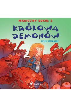 Magiczny sokół 3 - Królowa demonów
