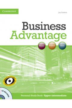 Business Advantage Upper-intermediate Personal Study Book + CD