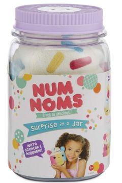 Num Noms Surprise in a Jar Trio Scoop