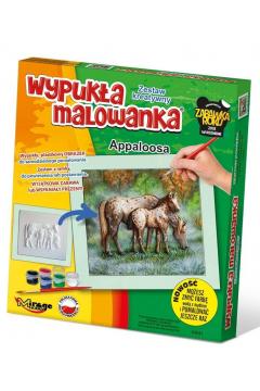 Wypukła malowanka Konie - Appaloosa
