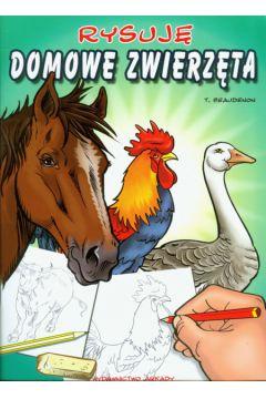 Rysuję domowe zwierzęta
