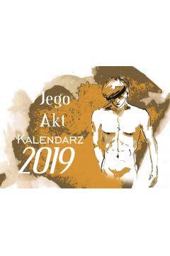Kalendarz 2019 Jego akt