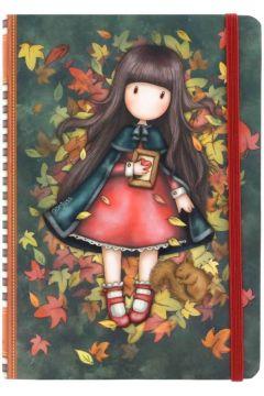 Notes z twardą okładką - Autumn Leaves