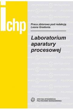 Laboratorium aparatury procesowej