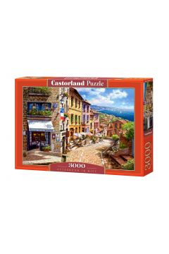 Puzzle 3000 Afternoon in Nice - Castorland