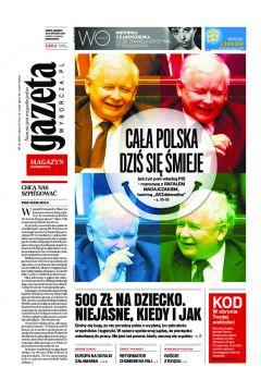 Gazeta Wyborcza - Częstochowa 18/2016