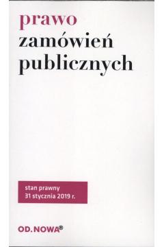 Prawo zamówień publicznych broszura 2019