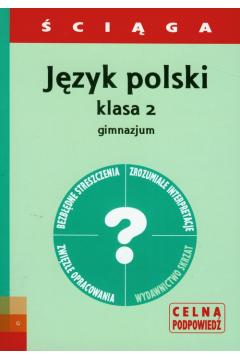 Ściąga - J. Polski GIM 2