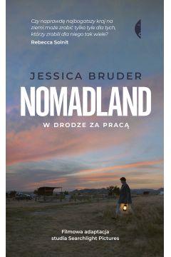 Nomadland. W drodze za pracą. (okładka filmowa)