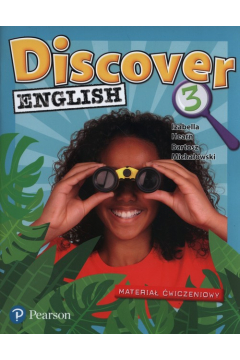 Discover English PL 3 Exam Trainer PEARSON