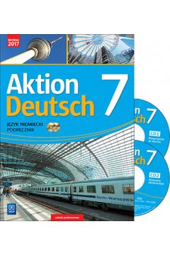 Aktion Deutsch 7. Język niemiecki. Podręcznik. Szkoła podstawowa