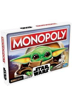 MONOPOLY Star Wars Mandalorian The Child F2013 HASBRO