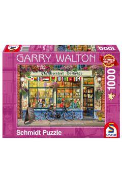 Puzzle 1000 el. Garry Walton Księgarnia