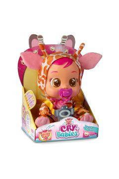 Lalka interaktywna Cry Babies Gigi
