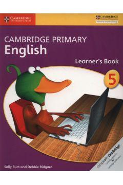 Cambridge Primary English Learner`s Book 5