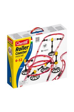 Tor Kulkowy Roller Coaster Mini Rail 8 metrów