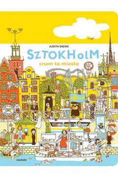 Znam to miasto. Sztokholm
