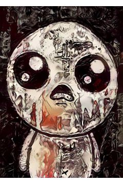 Legends of Bedlam - Isaac, The Binding of Isaac - plakat