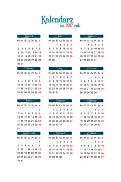 CzaroMarownik 2017 - Twój Magiczny Kalendarz