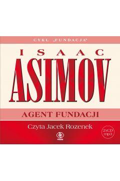 Agent Fundacji. Audiobook