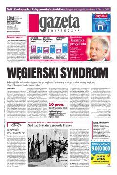 Gazeta Wyborcza - Białystok 245/2008