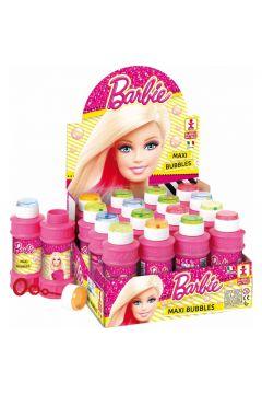 Bańki mydlane maxi Barbie 175ml (16szt)