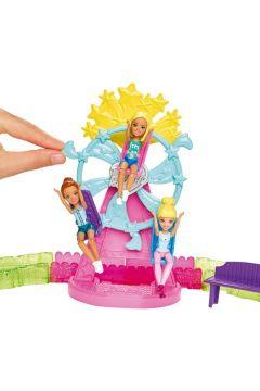 Barbie Wesołe miasteczko zestaw + Lalka