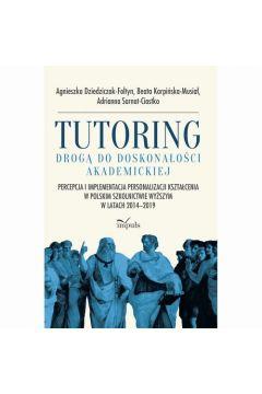 Tutoring drogą do doskonałości akademickiej