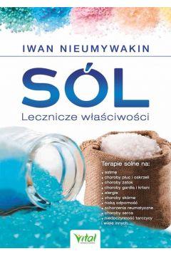 Sól. Lecznicze właściwości