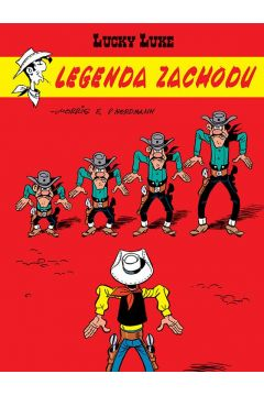 Lucky Luke. Legenda Zachodu. Tom 70