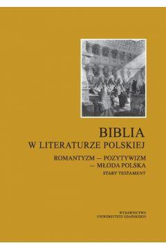 Biblia w literaturze polskiej