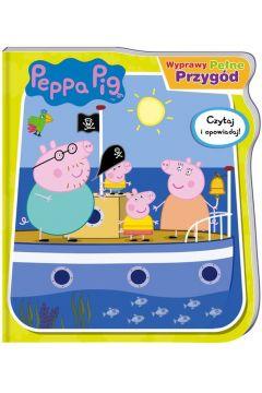 Świnka Peppa. Wyprawy pełne przygód