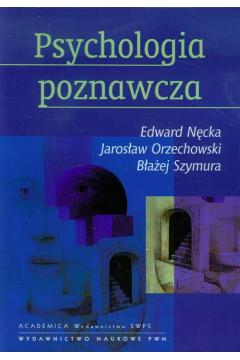 Psychologia poznawcza z płytą CD