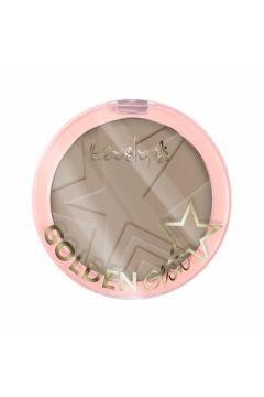 Golden Glow puder do konturowania twarzy 3 Cool Brown