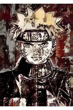 Legends of Bedlam - Naruto - plakat