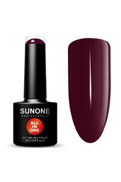 SUNONE_All In One lakier hybrydowy 3w1 B16 Buena