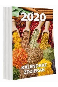 Kalendarz zdzierak 2020