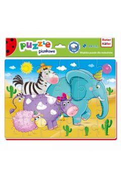 Puzzle Piankowe A4 śmieszne zdjęcia rk1201-02