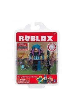 Roblox - figurka Blue Lazer Parkour Runner
