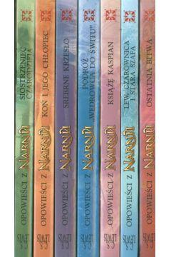 Pakiet Opowieści z Narnii. Tomy 1-7