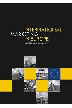 International Marketing in Europe