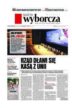 Gazeta Wyborcza - Wrocław 208/2016
