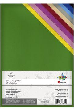 Pianka 20x30cm 10 kolorów TITANUM CRAFT-FUN SERIES